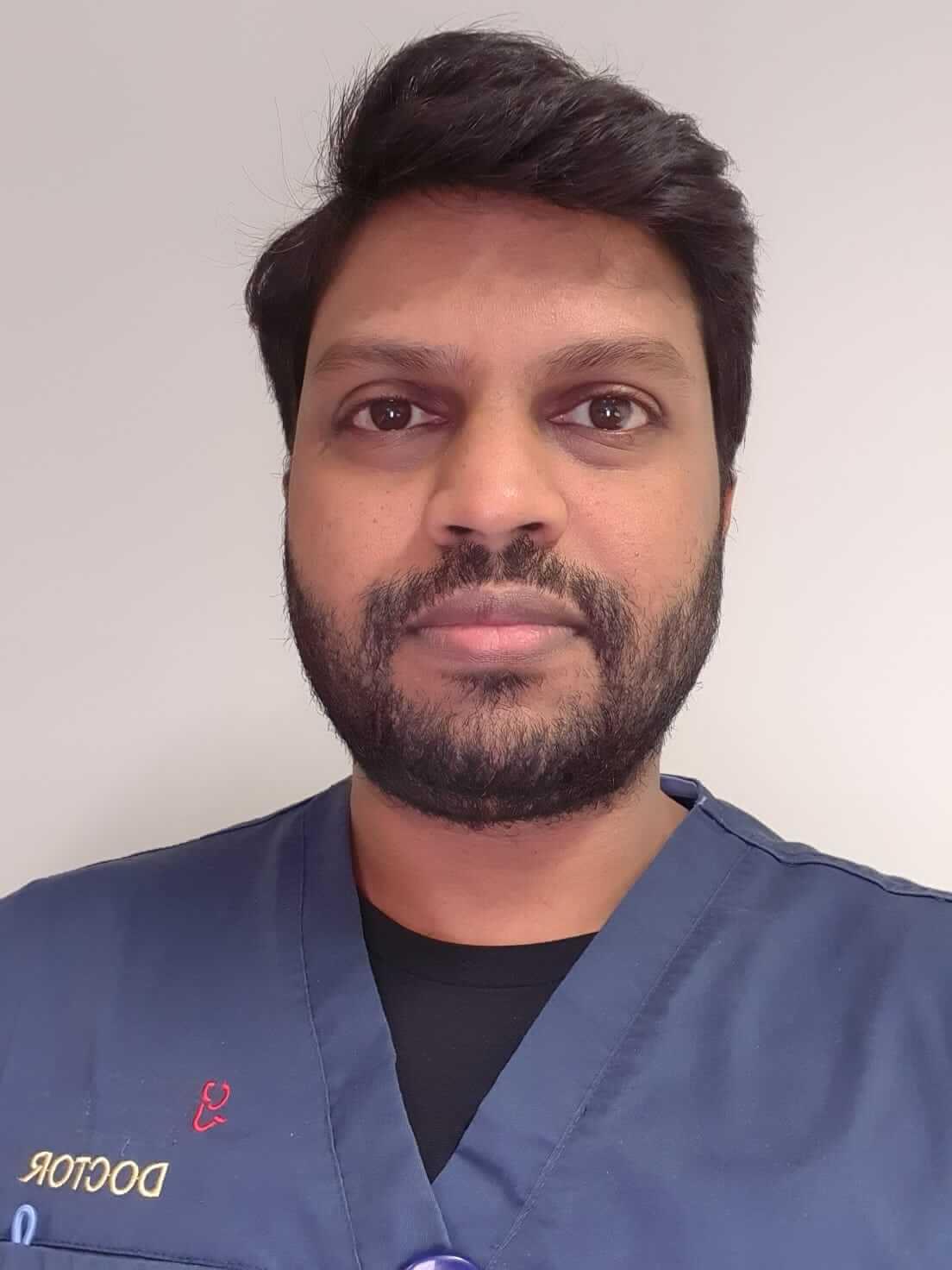 Dr Sunil Esampalli